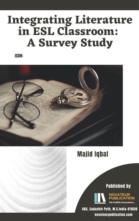 Integrating Literaturein ESL Classroom: A Survey Study